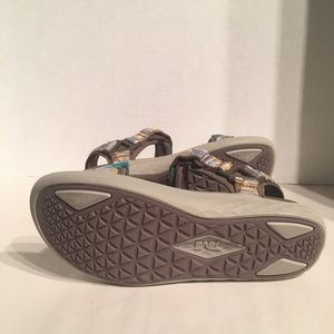Teva Shoes - Teva Terra Float 2 Universal Plum Truffle Sandal